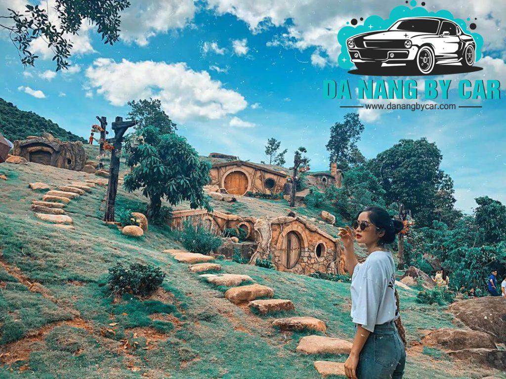 Thuê xe Đà Nẵng đi Bạch Mã