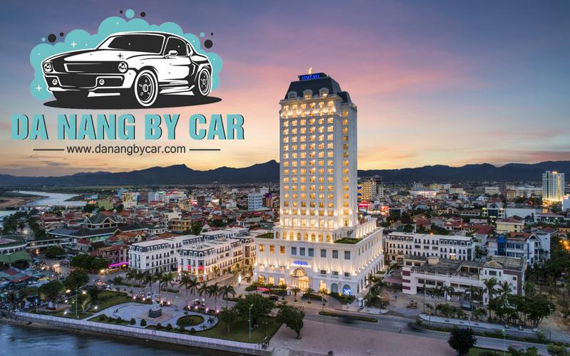 Thuê xe từ Đà Nẵng đi Đồng Hới