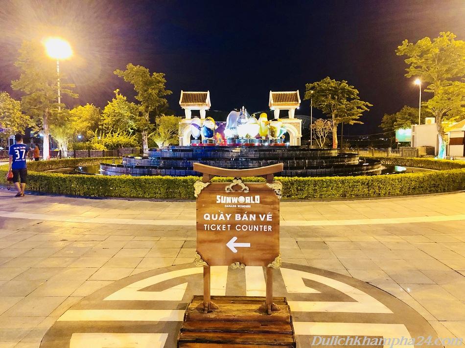 Công Viên Châu Á ( Asia Park ) Đà Nẵng