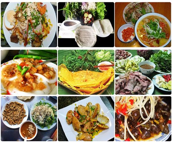30 Món ăn ngon Đà Nẵng