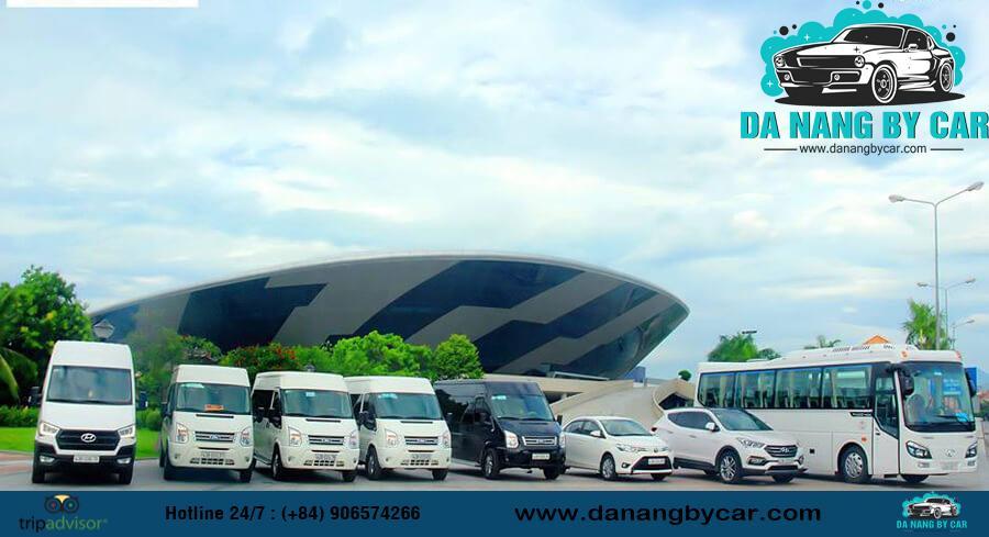 Thuê xe đi công tác từ Đà Nẵng